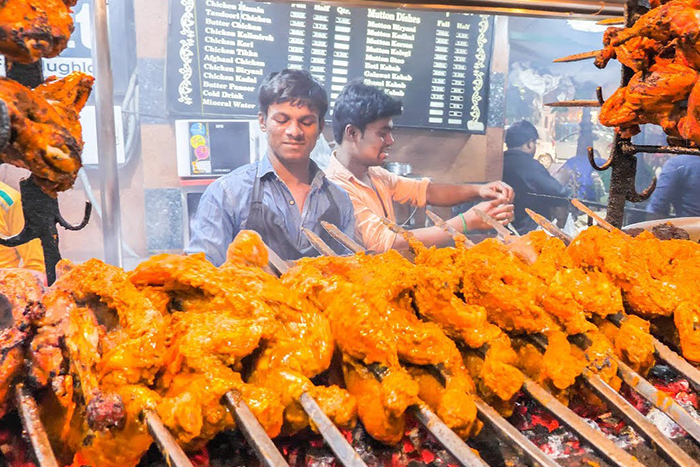 Lucknow Street Food